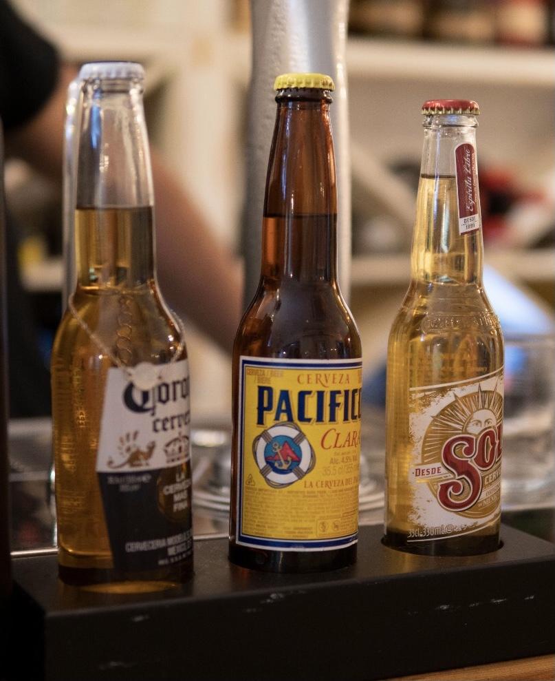 La cerveza, siempre «bien muerta»