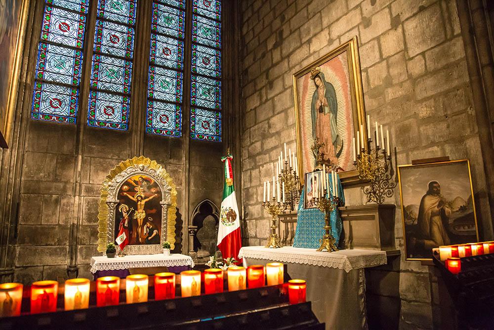 México y su devoción por la Virgen de Guadalupe