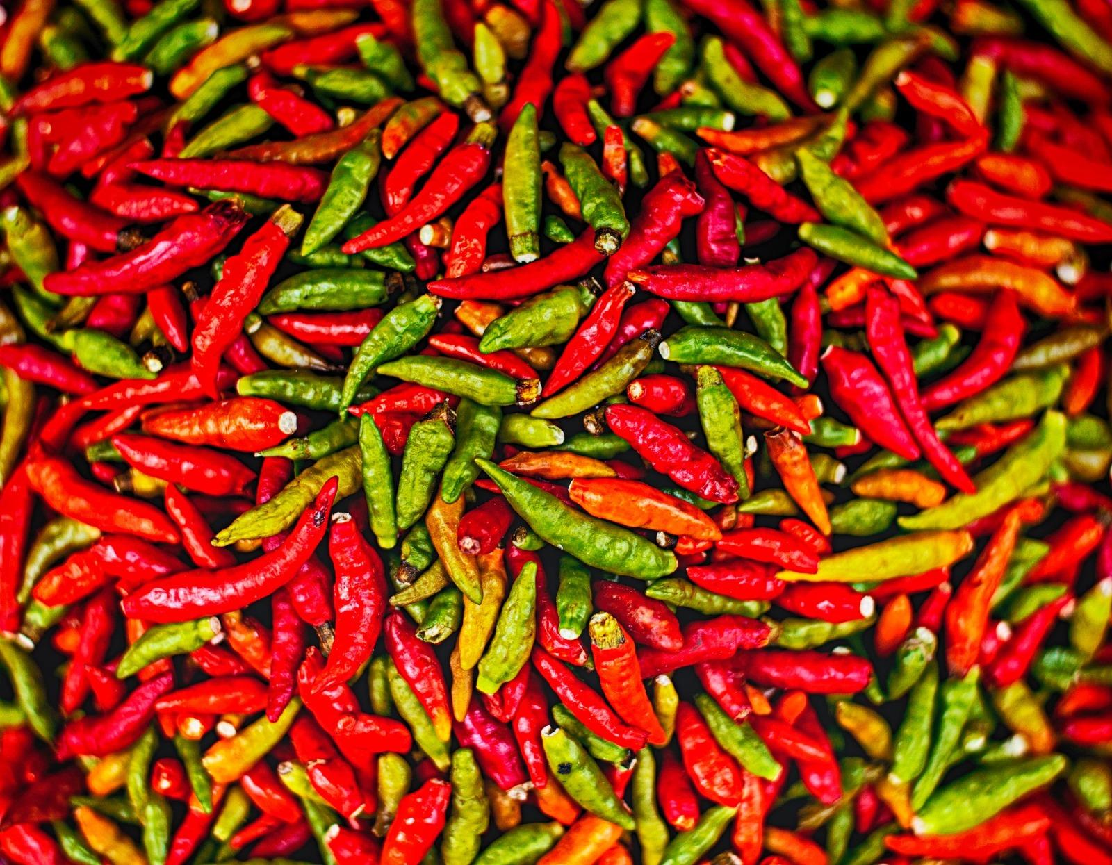El Chile Mexicano: sabroso y todavía más saludable